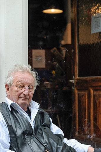 Peter Bichsel, Schriftsteller, Solothurn 2011