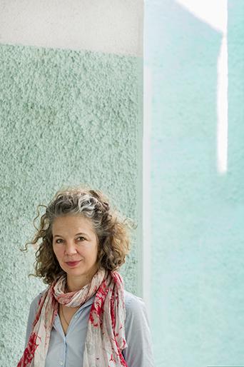 Melinda Abonji, Schriftstellerin, Zürich 2018