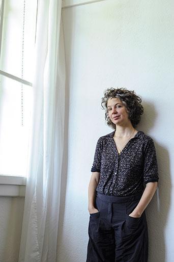 Melinda Abonji, Schriftstellerin, Zürich 2011