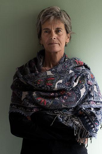Christina Viragh, Schriftstellerin, Zürich Dez. 2018