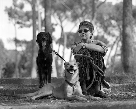 Christina Viragh, Schriftstellerin, Rom 1999
