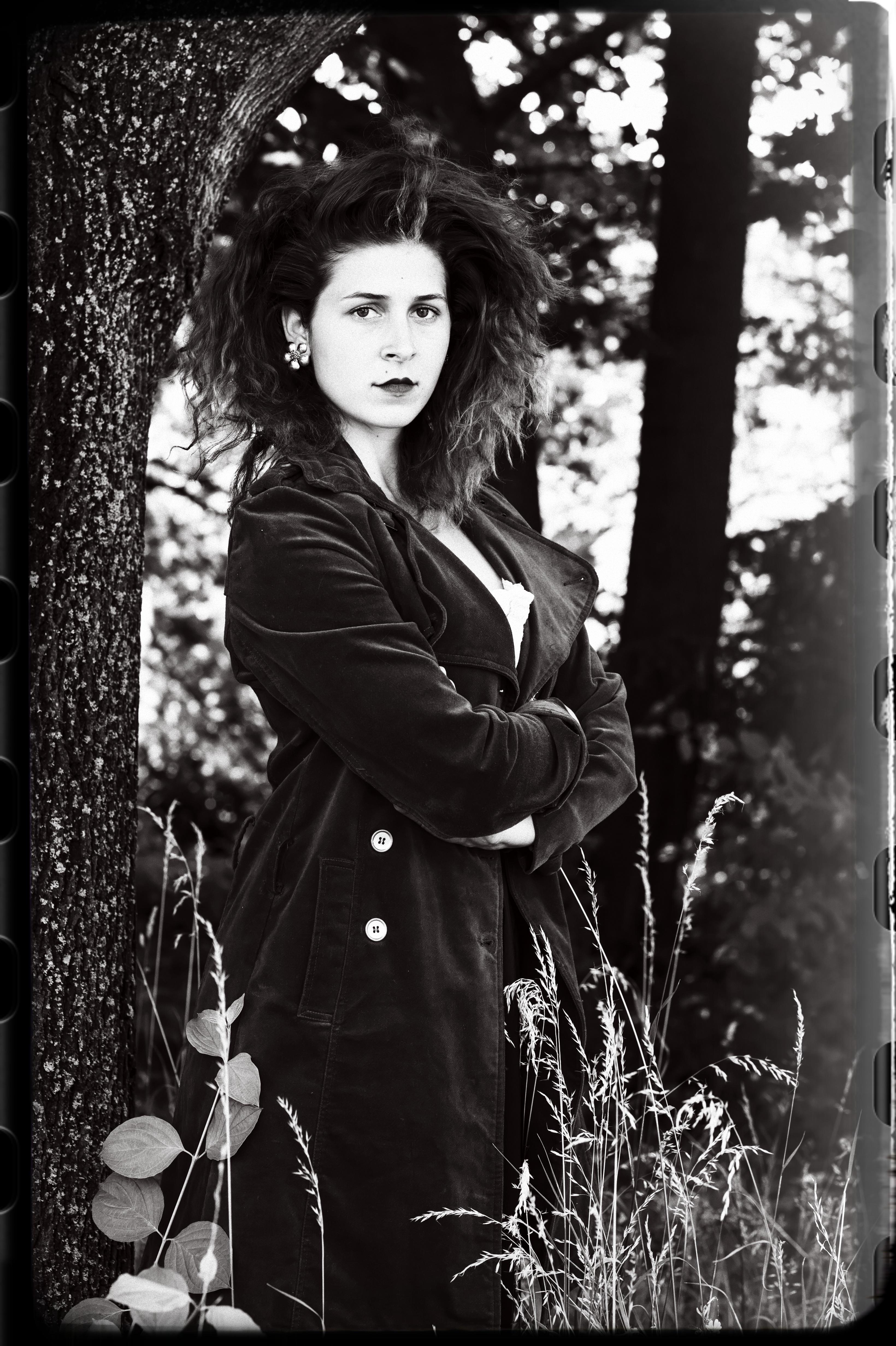 Sara Bienek, Schauspielerin 2018