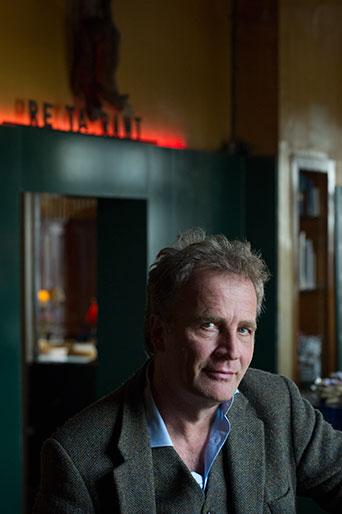 Alex Capus, Schriftsteller, 2016