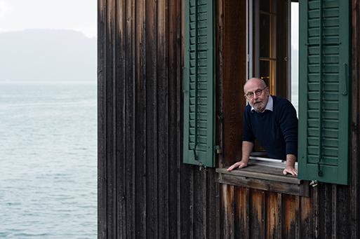 Thomas Hürlimann, Schriftsteller 2019