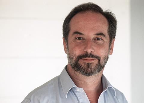 Thomas Hürlimann, Schriftsteller, Willerzell 1998