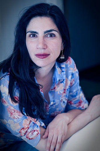 Dana Grigorea, Schriftstellerin 2015