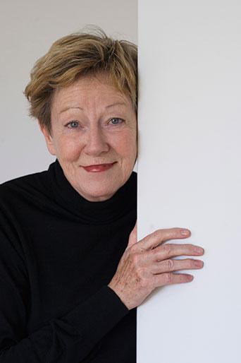 Ute Kröger, Schriftstellerin, Zürich 2016