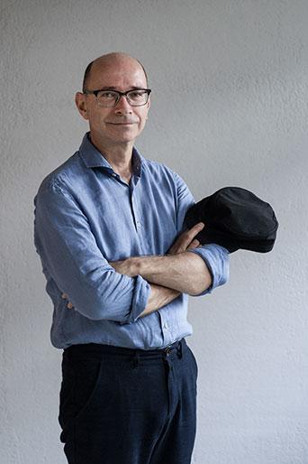 Martin Walker, Schriftsteller, Zürich 2017