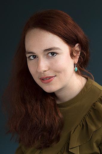 Judith Keller, Schriftstellerin, Zürich 2018