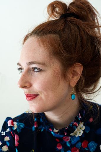Judith Keller, Schriftstellerin, Zürich 2017