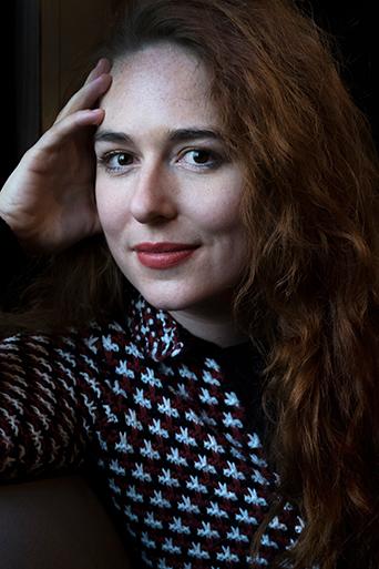 Judith Keller, Schriftstellerin Zürich 2018