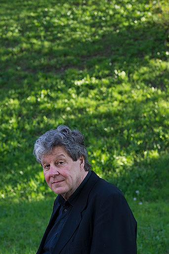 Beat Sterchi, Schriftsteller, Bern 2017
