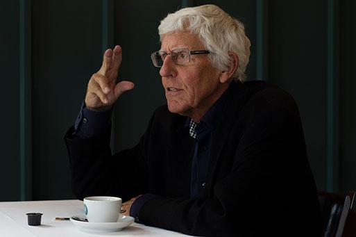 Peter von Matt, Schriftsteller, Zürich 2017