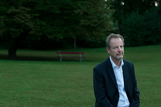 Peter Haffner, Schriftsteller, Zürich 2017