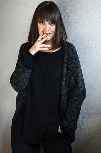 Nathalie Widmer, Verlegerin, Zürich 2016