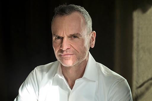 Christian Uetz, Schrifsteller Zürich 2018