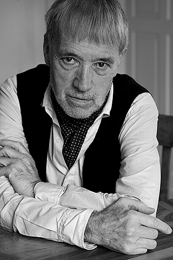 Urs Faes, Schriftsteller, Zürich 2018