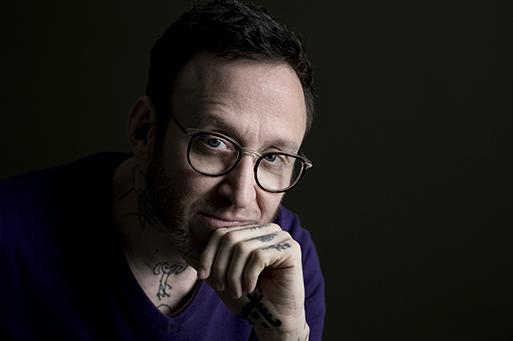 Thomas Meyer, Schriftsteller, Zürich 2018