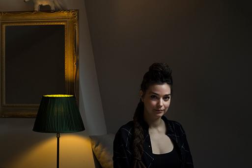 Cornelia Travnicek, Schriftstellerin Zürich 2018