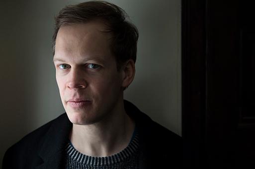 Hannes Becker, Schriftsteller, Leipzig 2018