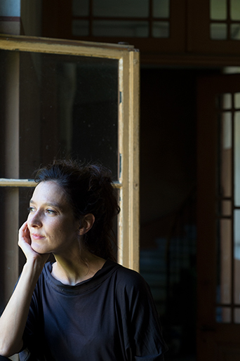 Ariane von Graffenried, Schriftstellerin 2018