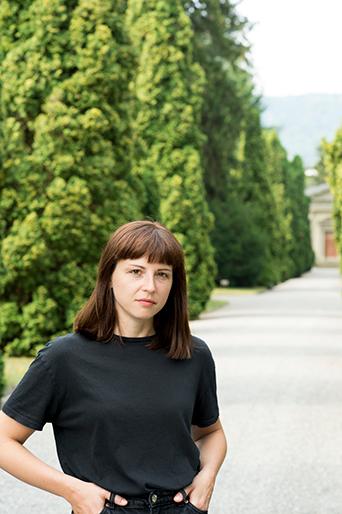 Dorothee Elmiger, Schriftstellerin Zürich 2018