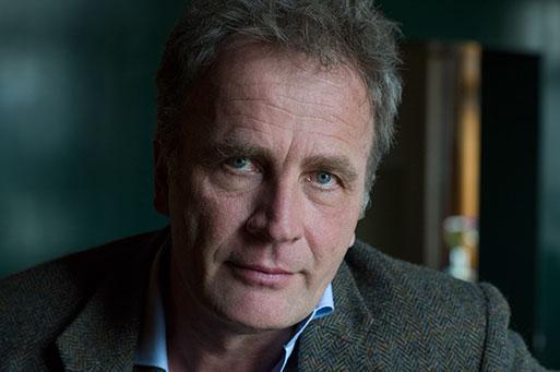 Alex Capus, Schriftsteller, Zürich 2016