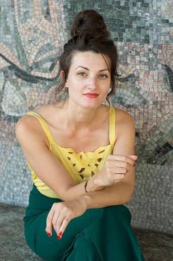 Simone Lappert, Schriftstellerin, Zürich 2018