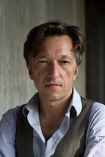 Lukas Bärfuss, Schriftsteller, Zürich 2018