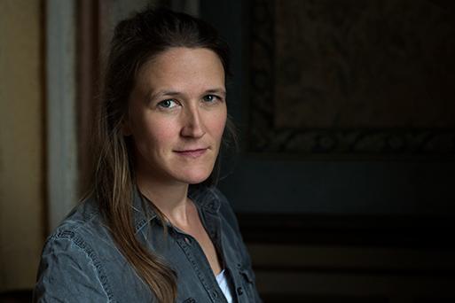 Martina Clavadetscher, Schriftstellerin, Brunnen 2018