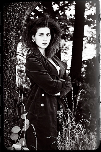 Sara Bienek, Schauspielerin, Zürich 2018