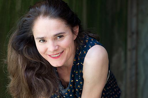 Sandra Utzinger, Schauspielerin, Zürich 2018