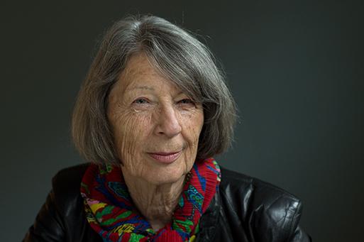 Therese Brändli, Buchhändlerin, Zürich 2018