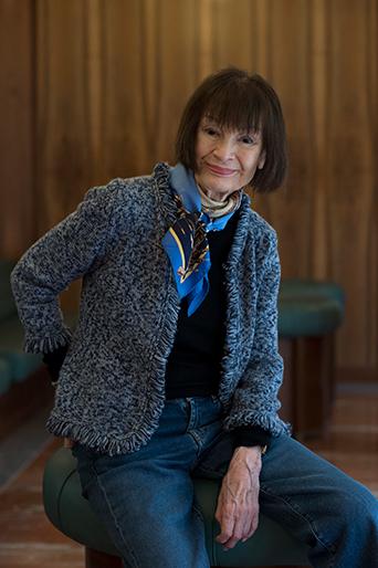 Federica De Cesco, Schriftstellerin, Luzern 2019