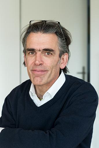 Wilfried Meichtry, Schrifsteller, Bern 2019