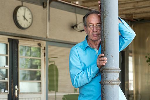 Robert Hunger-Bühler, Schauspieler, Zürich 2019