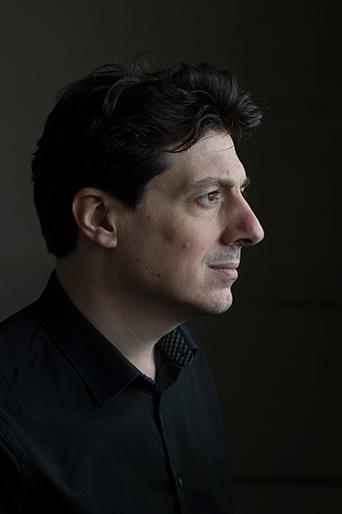 Philipp Theisohn, Professor für Deutsche Literatur, Zürich 2019