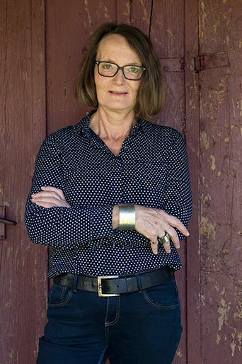 Theres Roth-Hunkeler, Schriftstellerin, Baar 2019