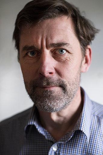 Peter Stamm, Schriftsteller, Winterthur 2016