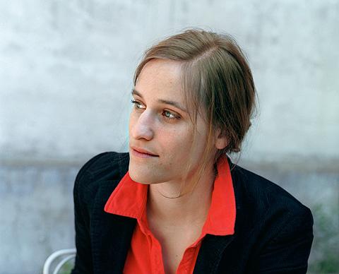 Johanna Bantzer, Schauspielerin, Basel 2006