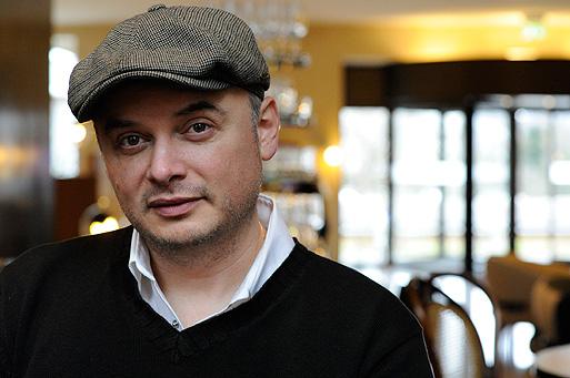 Catalin Dorian Florescu, Schriftsteller, Zürich 2013