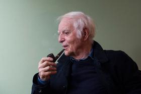Adolf Muschg, Schriftsteller 2016