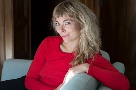 Fanny Wobmann, Schriftstellerin 2017