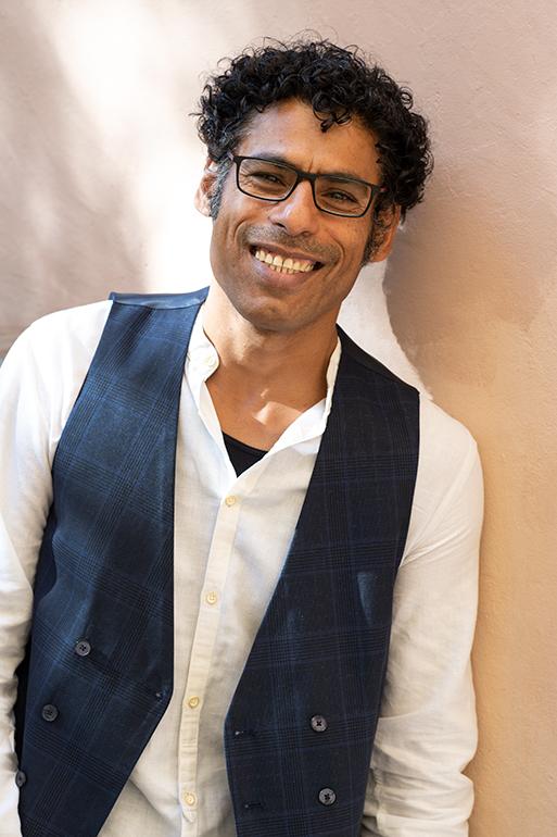 Usama Al Shahmani, Schriftsteller 2020